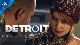 Detroit: Become Human - New Gameplay with David Cage | E3 2017