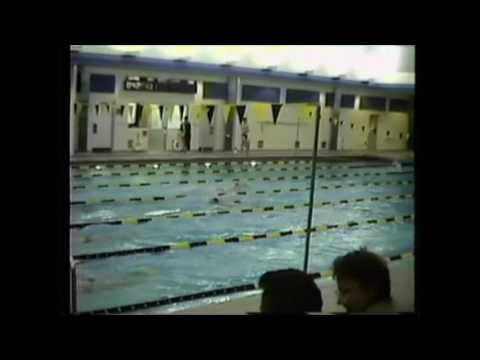 1992 Decatur Central at Lebanon Tiger Sharks boys 400 Freestyle Relay