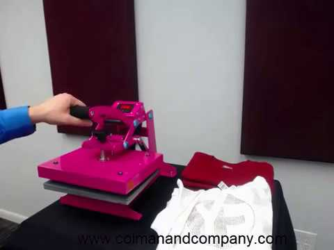best hobby craft heat press htv vinyl t shirts youtube