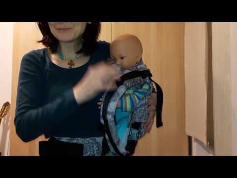 SSC Back Carry (Isara)