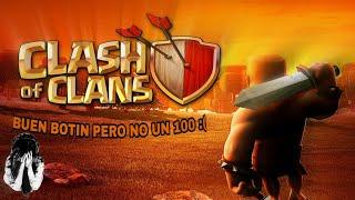 CLASH OF CLANS| POR POCO SACO LAS 3 ESTRELLAS :(