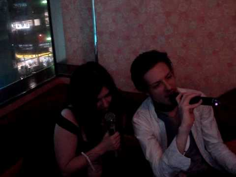 Flower of Carnage al karaoke by Ilaria and Robert