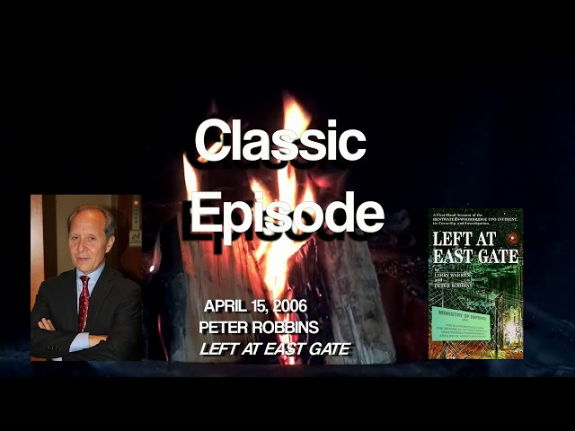 Classic Spooky: Rendlesham Forest UFO incident │ Peter Robbins