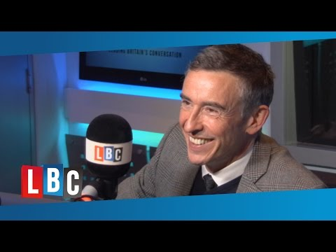 In Conversation With: Steve Coogan
