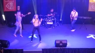 Anastacia, Celine Dion - You shook me all night long, performed by Singerpur 2014