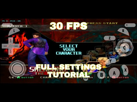 Dolphin Emulator - Bloody Roar: Primal Fury - Full Settings And Download Tutorial For Snapdragon 660
