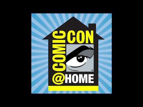 San Diego Comic Con hålls online i stället Comic Con @ Home