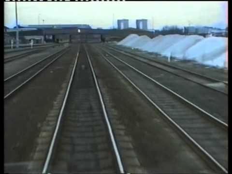 Normanton to Leeds via Altofts
