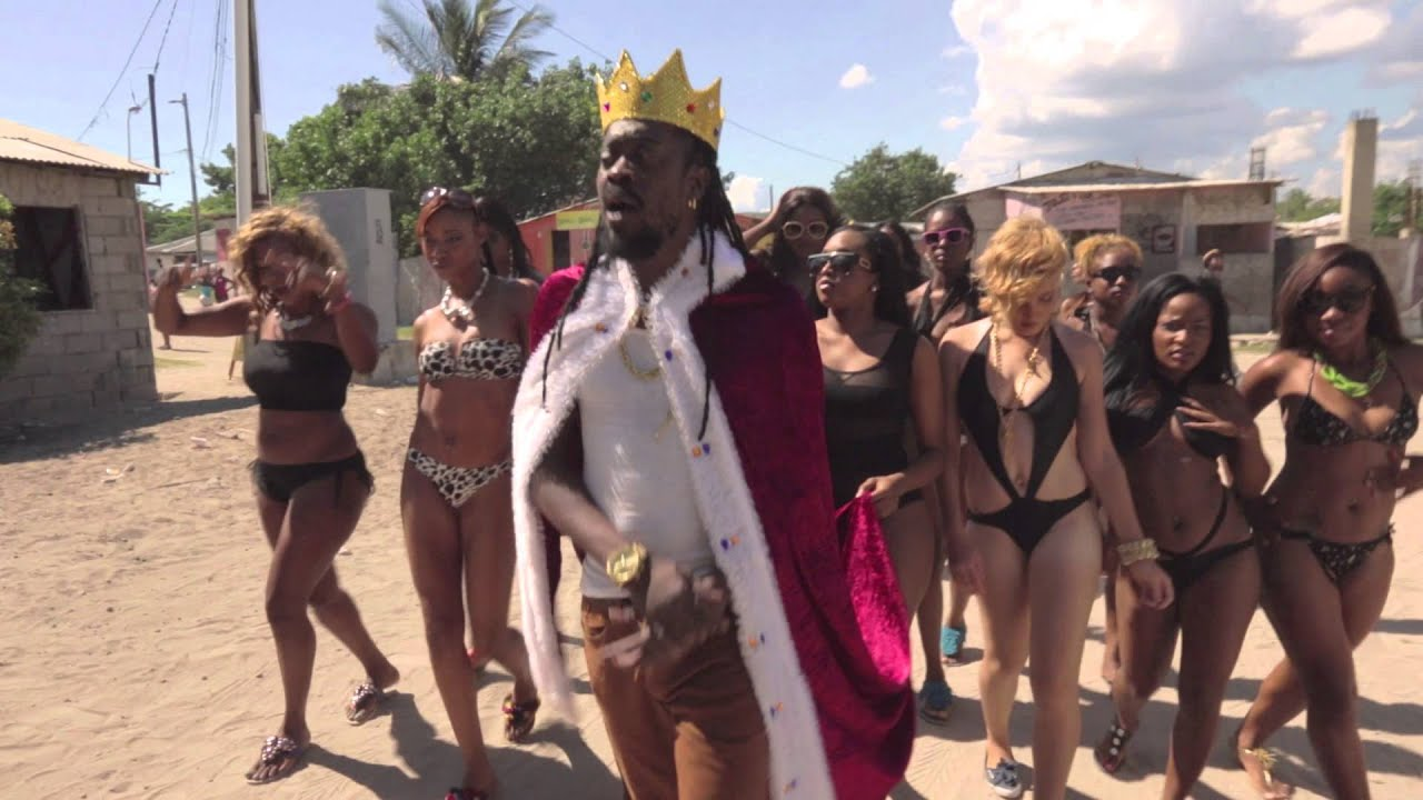 Download Beenie Man - Super Model (Produced by Dre Skull) - OFFICIAL VIDEO