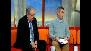 "Pat Rabbitte ""You ought To Behave Yourself"" to Pylons Activist"