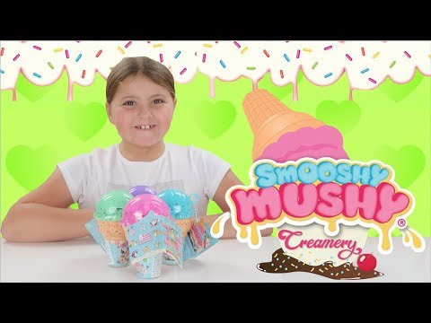 Smooshy Mushy Creamery Series 3 Ice Cream Squishies