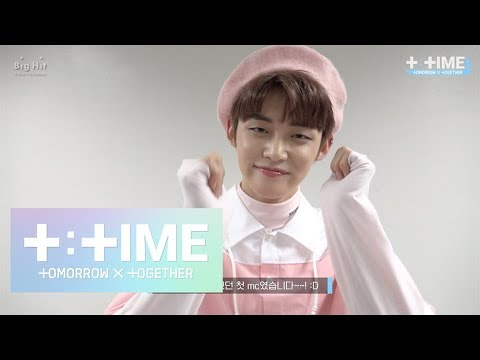[T:TIME] 1st challenge of YEONJUN as a MC!