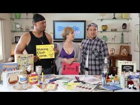 Bubala Please Episode 6 -- Make Your Own Passover Haggadah