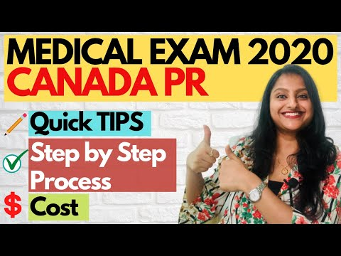 🇨🇦 Medical Test For Canada PR 2020 || Cost, Process, Time For Medical Exam For Canada Immigration