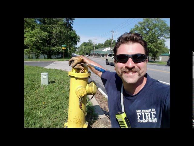 1430 Connection / Anne Arundel County Firefighter Paramedic Brian Holtslander