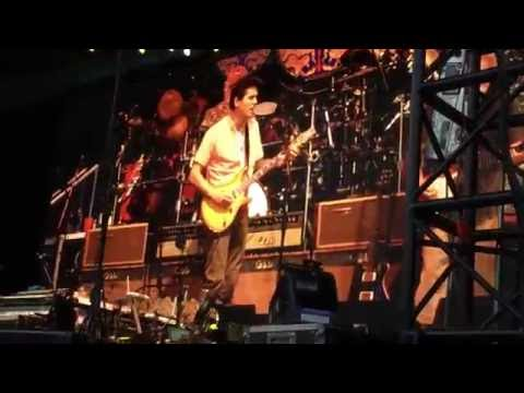 """Althea"" by Dead & Company at Citi Field NYC on June 25, 2016"