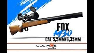 Fox M30 cal 5,5mm / 6,35mm