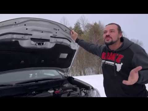 Новый Nissan X-Trail 2015. Моторы выпуск 170