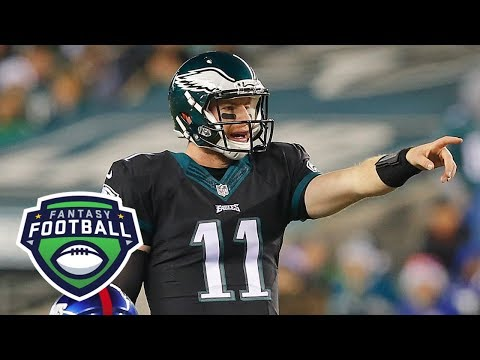 What are Carson Wentz