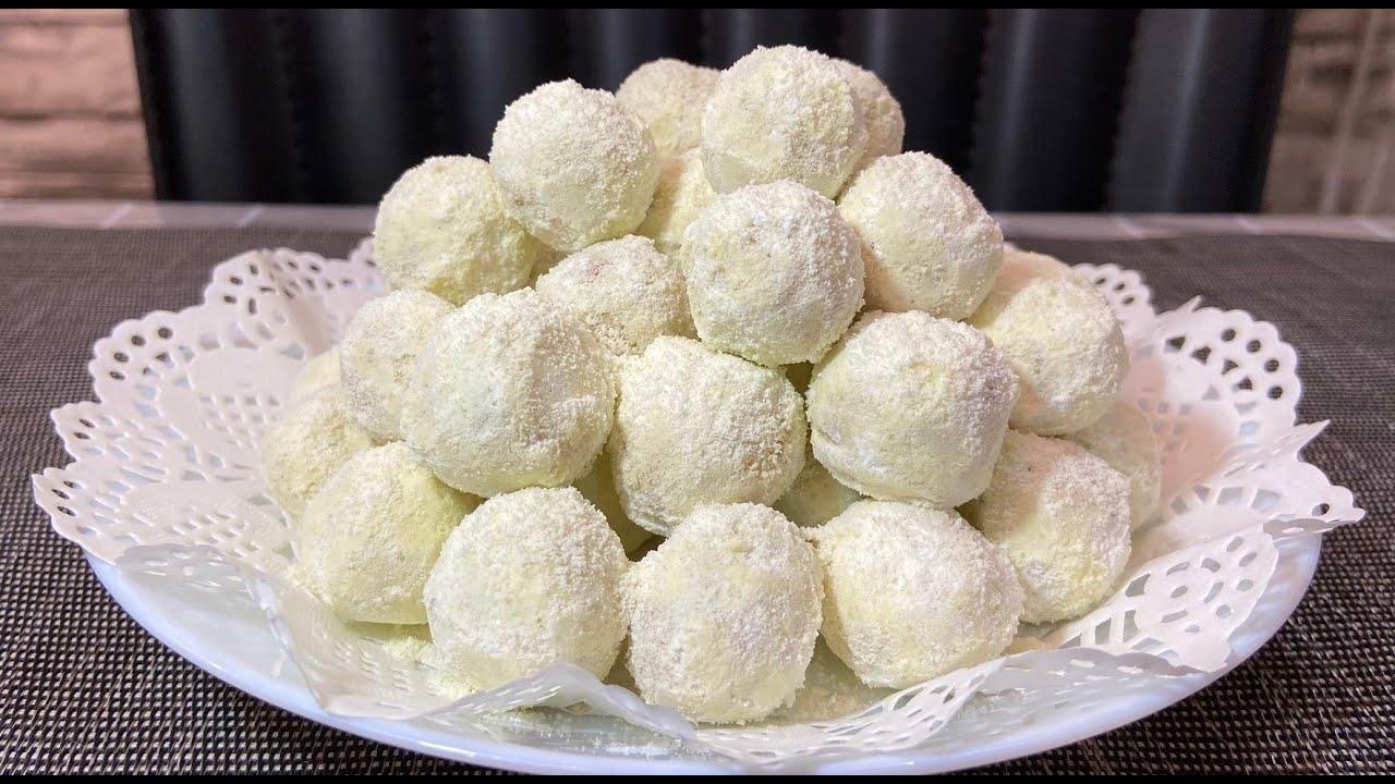 Download Resepi Kuih Mor Asli Dari Labuan dan Brunei   Biskut Makmur Susu   Snowball Cookies