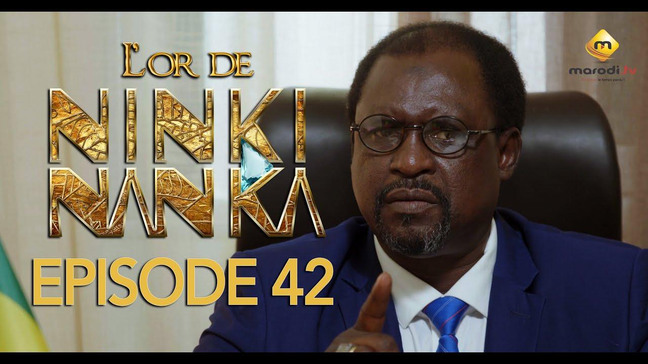 Série - L'or de Ninki Nanka - Episode 42
