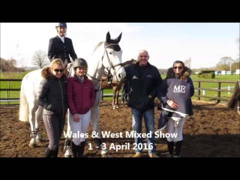 Wales & West Mixed BSJA Show - 1 - 3 April 2016