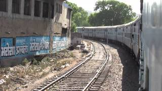 Indian Railways - Daddy of all curves- Ajmer curve
