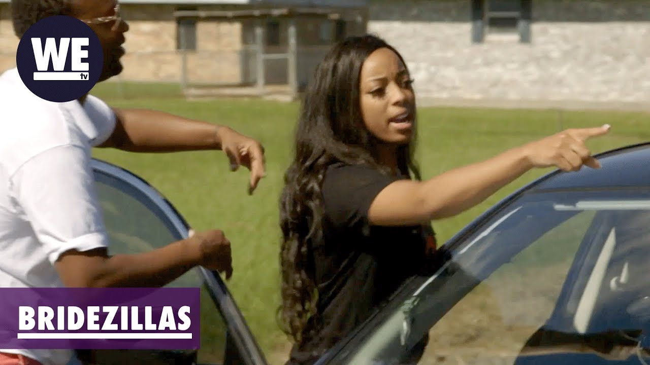 'Keep Your Legs Closed' Deleted Scene   Bridezillas   WE tv