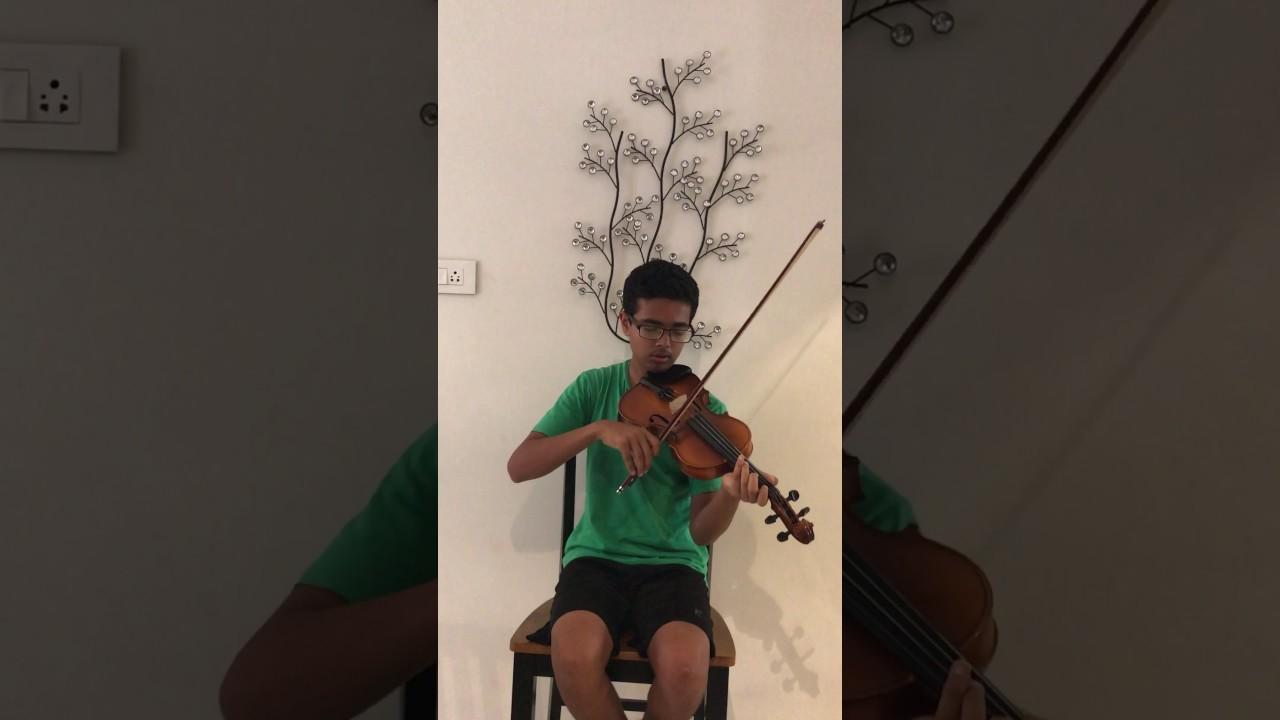 Bahubali 2: Song (Sahore Bahubali) Western Violin