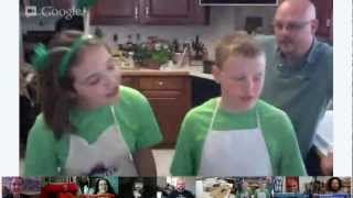 Kids In The Kitchen S01e01 - Lazy Lasagna Cupcakes And Basil Lemonade