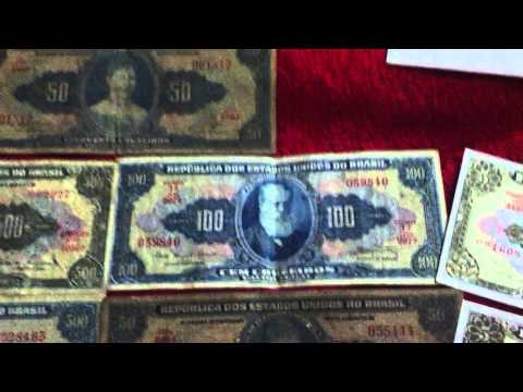 Brazilian real money (part 1)