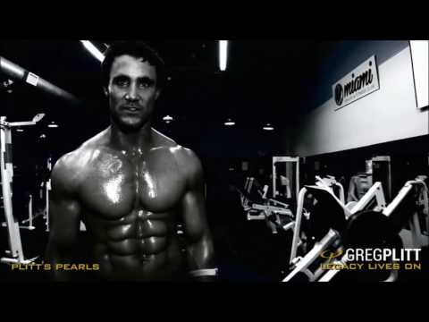 Walk the game-Greg Plitt