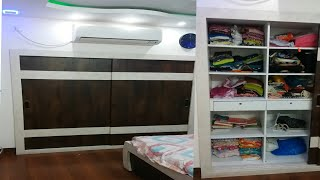 New modern flat interior design bye interior Guruji