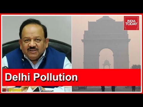 Delhi-NCR Air Quality Dips, Environment Minister Calls SOS Meet With Neighbouring States