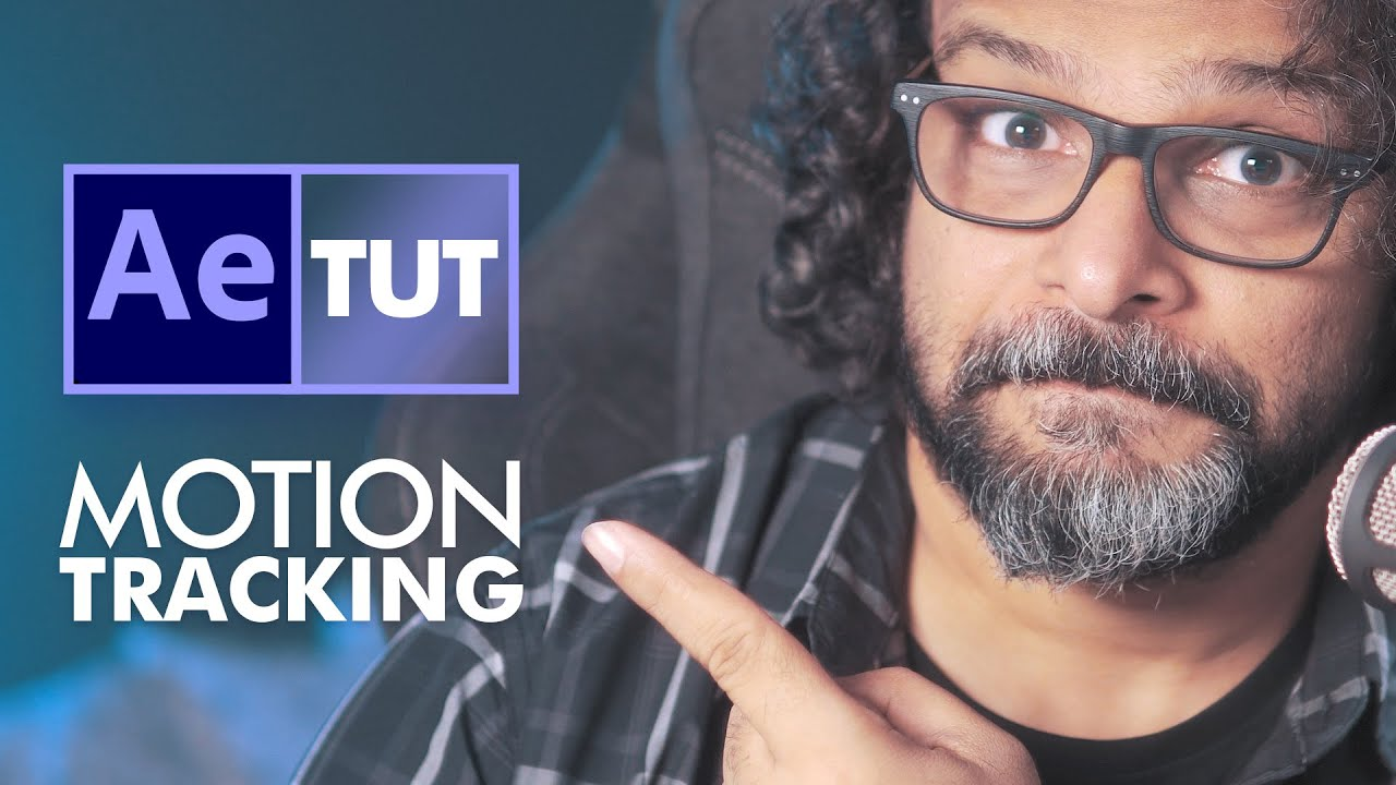 Motion Tracking in After Effects  - اردو / हिंदी