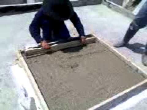Base de concreto para tinaco limpieza fray tinacos y for Como fabricar tanques de agua para rusticos