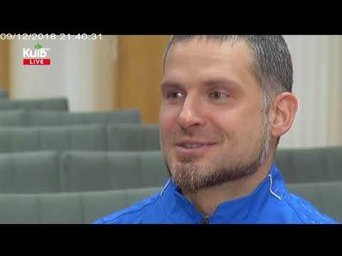 Телеканал Київ: 09.12.18 Столичні телевізійні новини Спорт Тижневик
