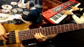 Alexandr Murenko Band - CTA by Chick Corea, Samsun Cymbals