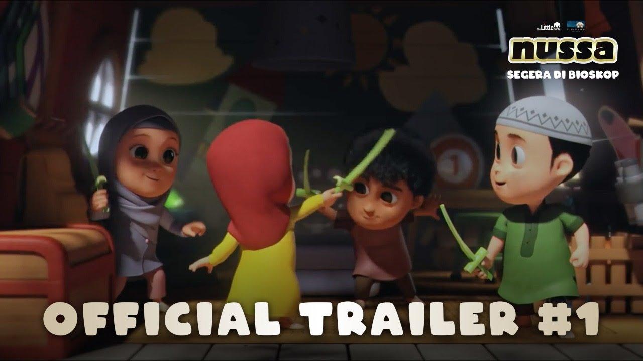 Download OFFICIAL TRAILER 1 - FILM NUSSA