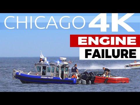 Chicago's Diversey Harbor Inlet