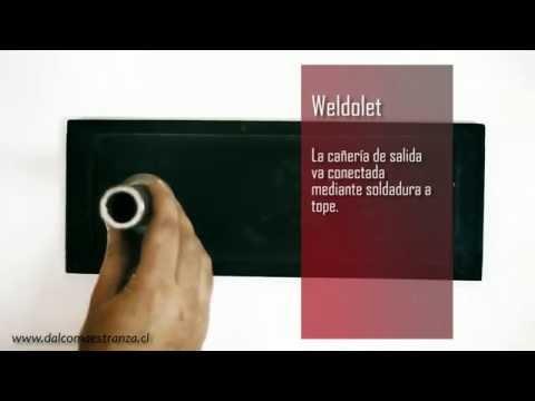 CHILE. Threadolet - Sockolet - Weldolet. ¿Cual es la diferencia? Dalco Maestranza Chile.