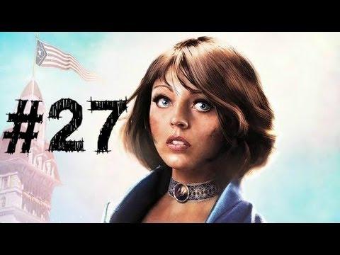 Bioshock Infinite Gameplay Walkthrough Part 27 - The Final Tear - Chapter 27