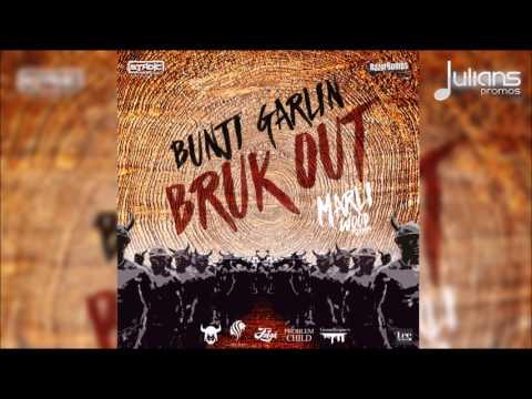 Bunji Garlin - Bruk Out Marli Wood Riddim