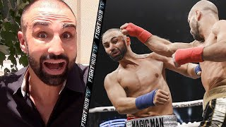 "PAULIE MALIGNAGGI GOES BALLISTIC ON BARE KNUCKLE LOSS! ""YOU BARNYARD HILLBILLIES! YOU F**** MUTTS!"""