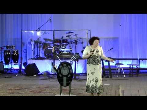 """Людмила Ромащенко """"Благая Весть"""" г.Черкассы 2012.05.06"""