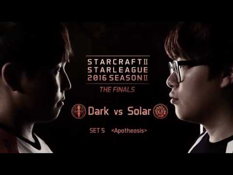 [SSL S2] FINALS Dark vs Solar 5 set