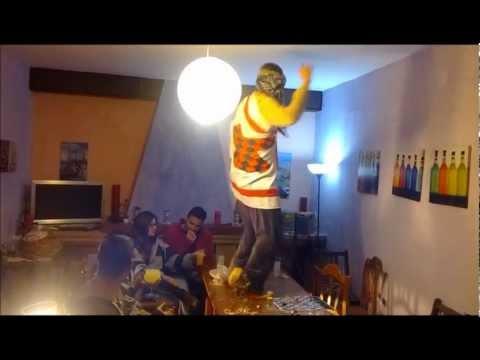 Harlem Shake en la casa rural (2013) Azuaga