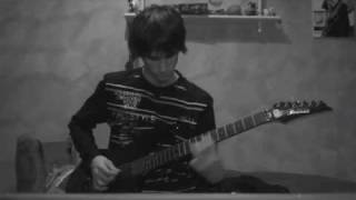 Kamelot - Across the Highland (guitar cover)