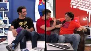 Manu Levy et Florian Gazan présentent Gamix et parlent de jeux vidéo