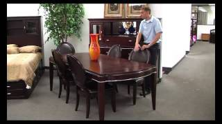 Regency Dining Room Set By Acme Furniture